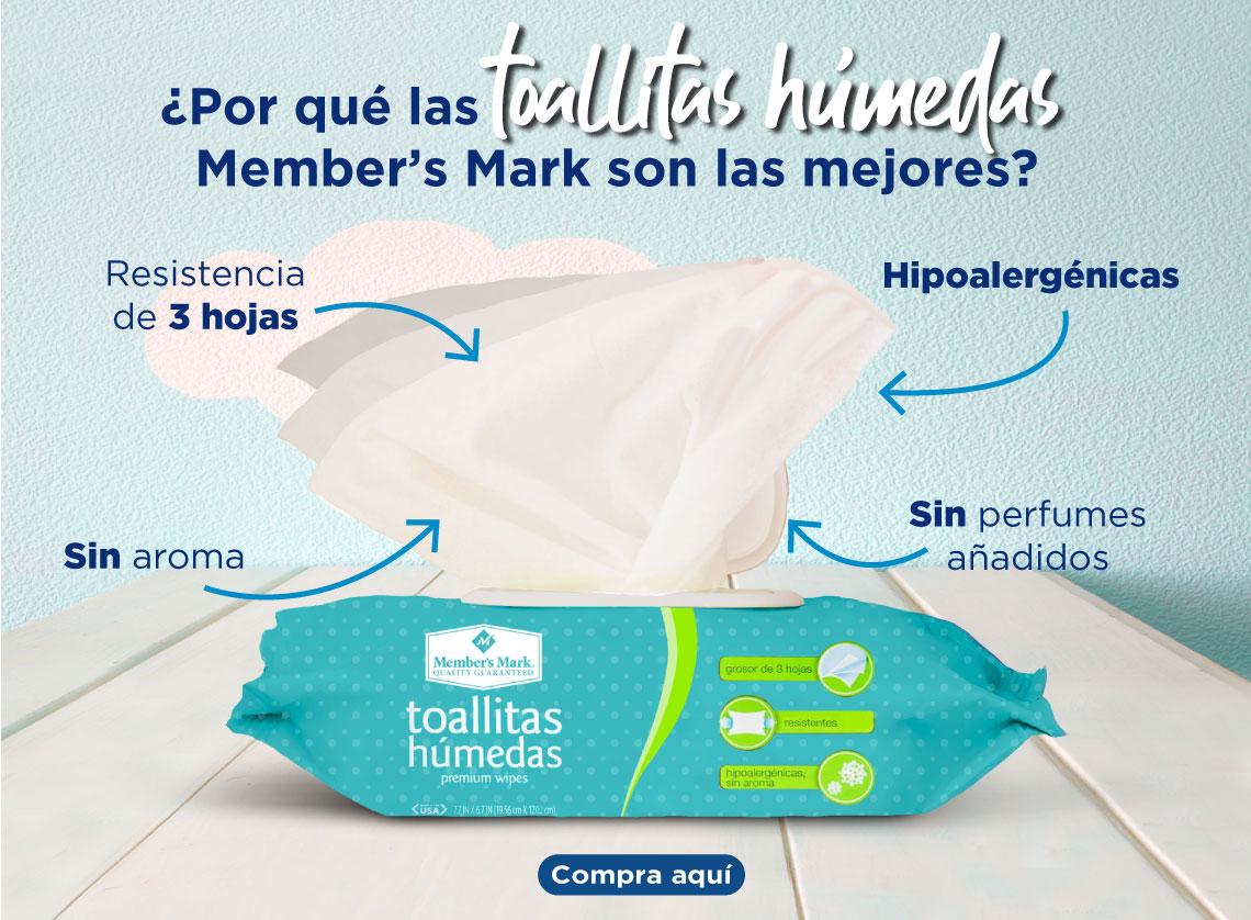 En cualquier situación que tengas… las toallitas húmedas son tu mejor aliado
