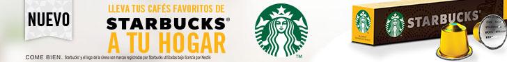 Starbucks 728x90