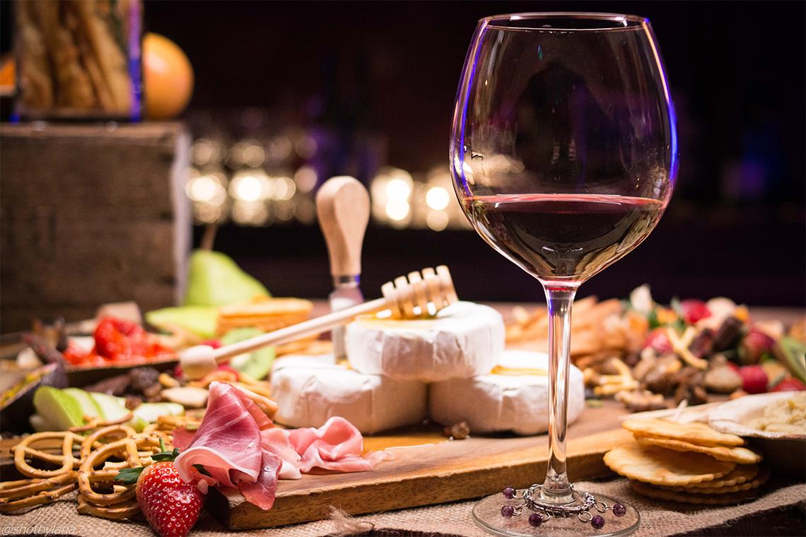 Maridaje de vino tinto