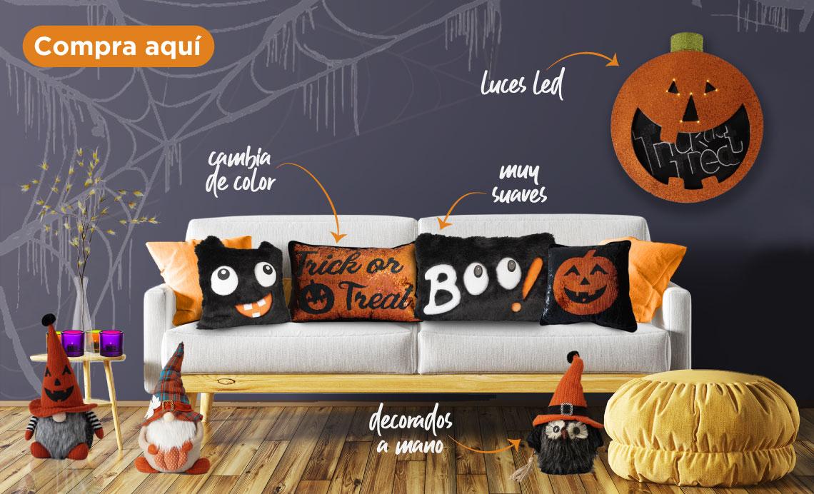 Escalofriante Halloween Ideas para decorar tu casa