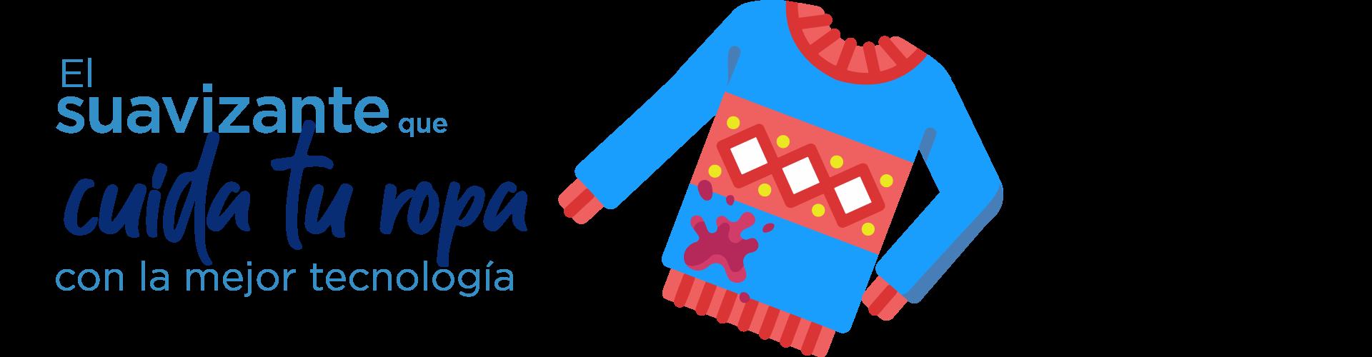 El suavizante que cuida tu ropa con la mejor tecnología