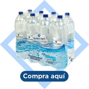 Agua mineral Member's Mark