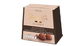Trufas sabor chocolate, 908 g. Belgid'Or