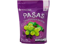 Pasas, 1.36 kg, Member's Mark