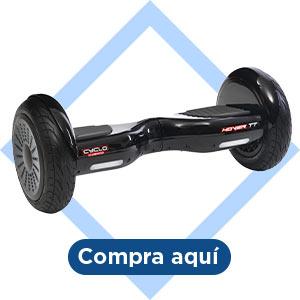 Hoverboard X Vento Todo Terreno