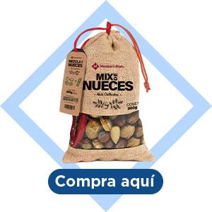 Mix de Nueces Member´s Mark 800 g