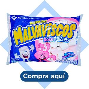 Malvaviscos Member's Mark