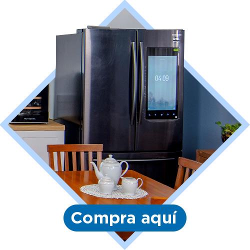 """Refrigerador Samsung Family Hub de 26"""""""