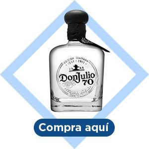 Don Julio 70 cristalino