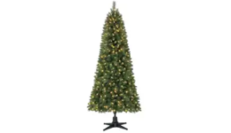 Árbol Artificial Slim Giratorio de 2.28 m