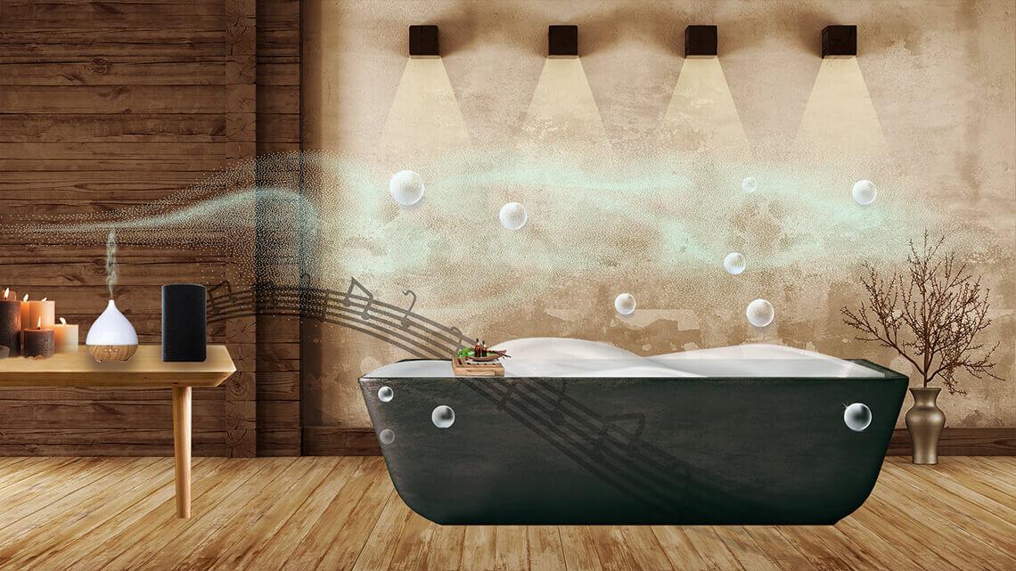 Haz un spa en casa