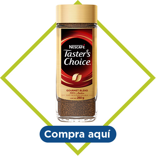 Taster Choice compra