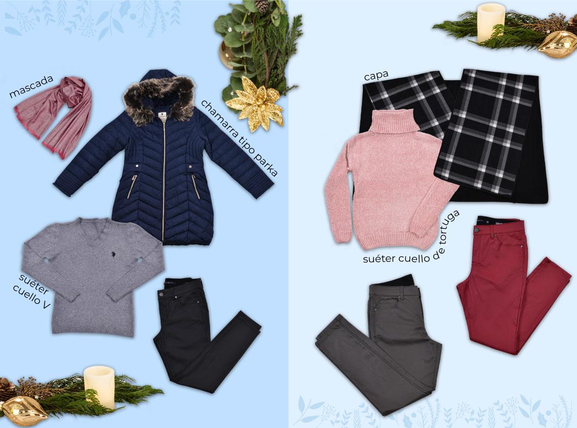 Ya viene el frío ven por tu ropa invernal