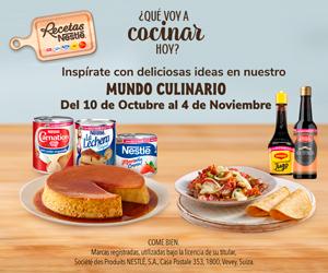 Mundo Culinario Nestlé