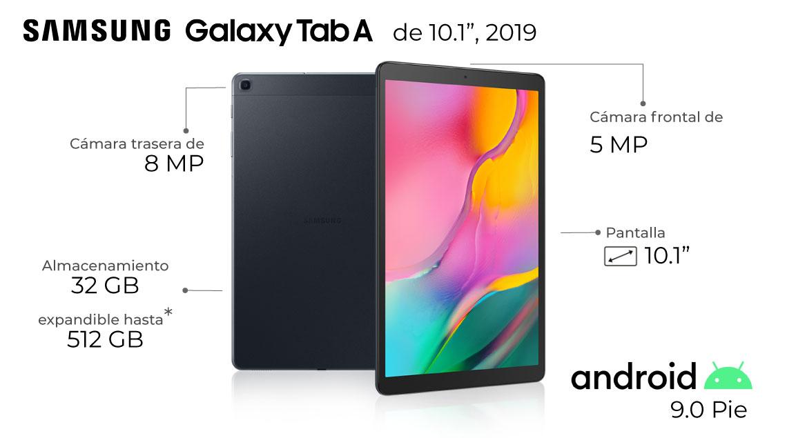 Tablet de última generación Versátil y sofisticada