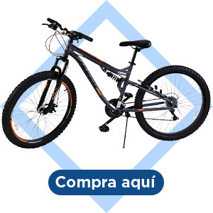 Bicicleta Huffy Brawn Montaña Rodada 27.5