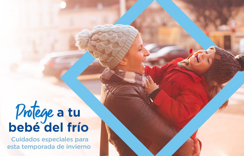Protege a tu bebé del frío