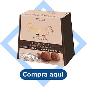 caja de chocolates