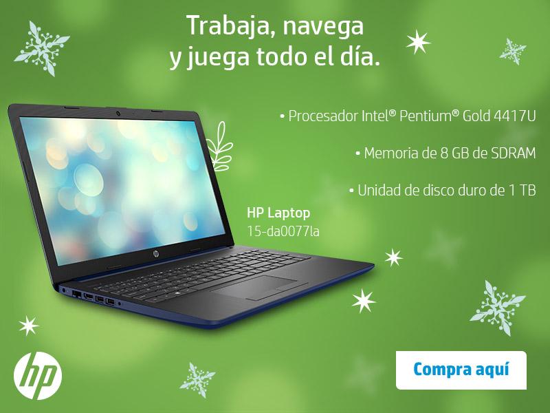 Anuncio: HP