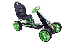 Carro de pedales Sirocco Go Kart, Hauk