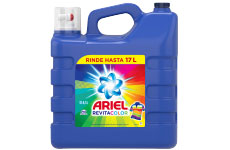 Detergente Líquido Ariel RevitaColor 8.5 l