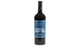 Vino tinto malbec, 750 ml. Member's Mark.
