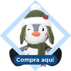 Pingüino navideño Member's Mark