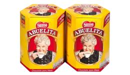 Chocolate de mesa Abuelita, 2 pzas de 540 g. Nestlé