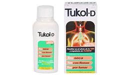 Jarabe para la Tos Tukol-D Adulto 2 pzas con 125 ml