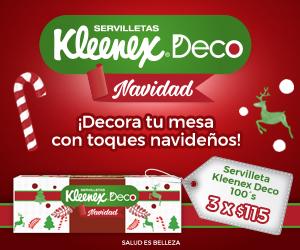 Anuncio: Kleenex Deco