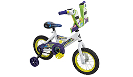 Bicicleta Buzz Lightyear, rodada 12, Huffy