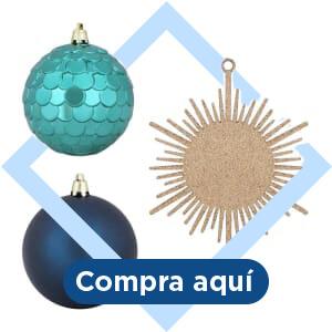 Esferas Colección Azul