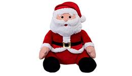 Santa navideño Member's Mark