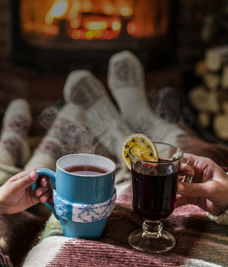 Tres bebidas navideñas para pasar el frío