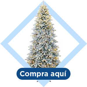 Árbol artificial Platinum