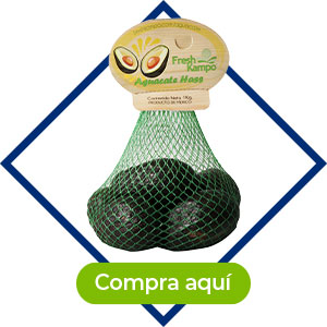 Aguacate hass, 1 kg