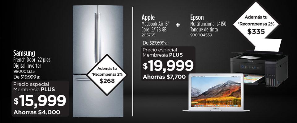 Verifica estos productos a precios increíbles