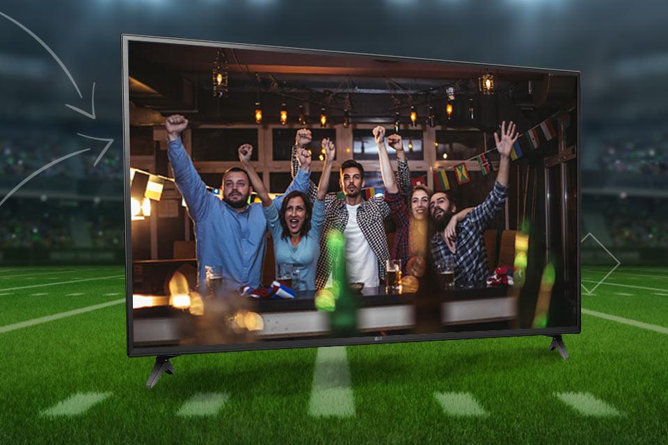 pantallas para ver el gran juego