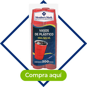 tailgate party Vasos rojos, 16 oz