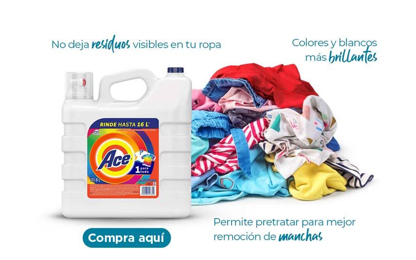 Productos de limpieza presentaciones exclusivas