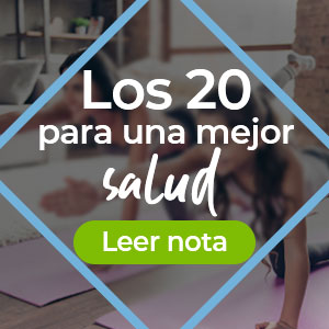 Los 20 para una mejor salud