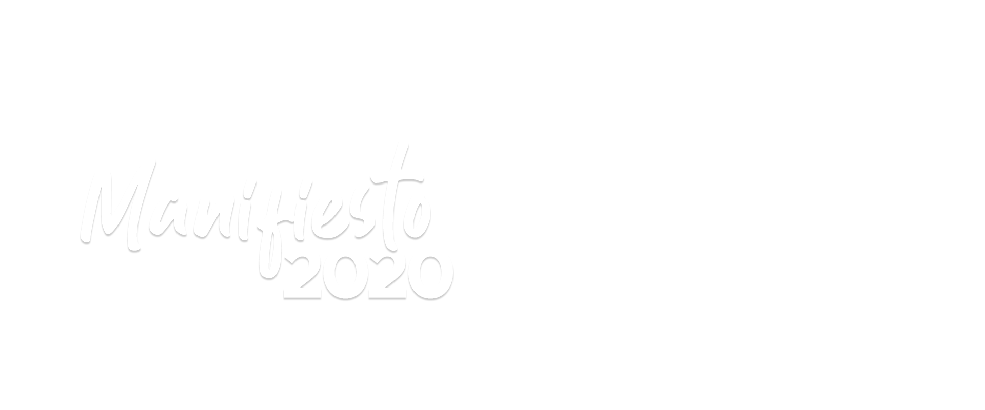 Manifiesto 2020 Encuentra la mejor versión de ti