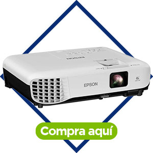 Proyector VS250, Epson