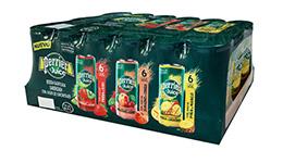 Agua Mineral Perrier con Jugo de Frutas 18 pzas de 250 ml