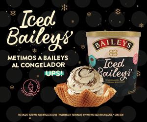 Anuncio Helado Baileys 1.9Lt NESTLE