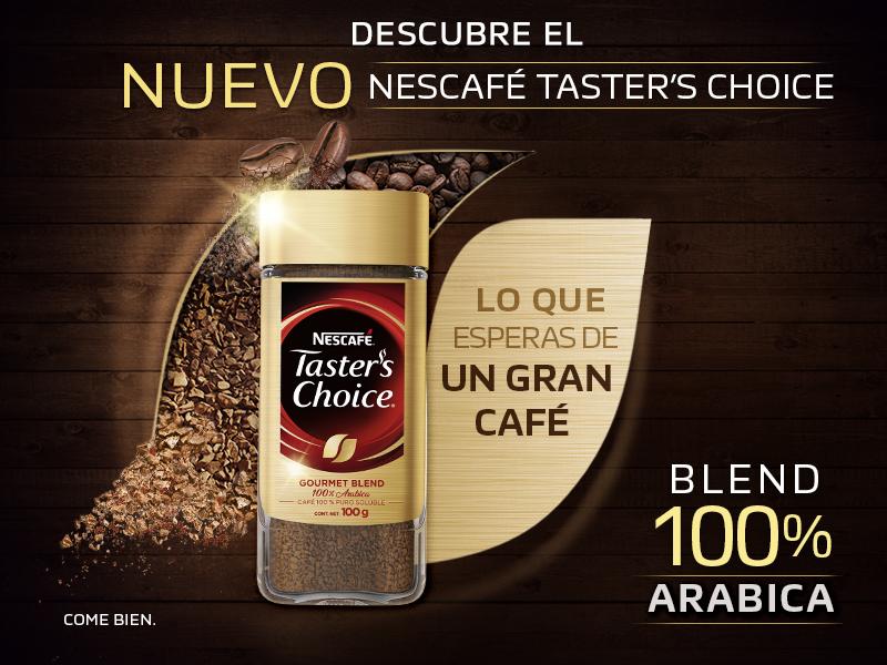 Takeover Nestle Nescafé Testers