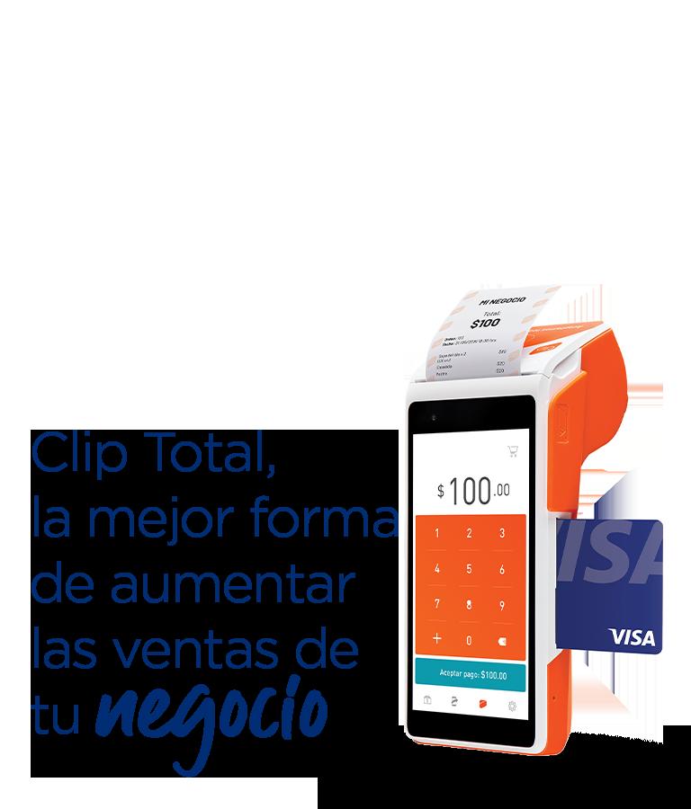 Clip Total, la mejor forma de aumentar las ventas de tu negocio