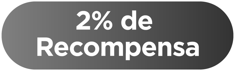 2% de recompensa