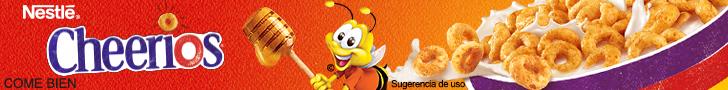 Superbanner Nestlé Cheerios