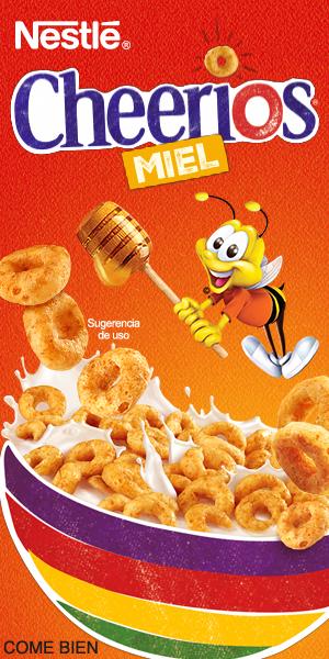 anuncio nestle cheerios